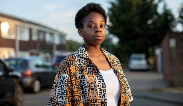 Sarah Akintunde, who is waiting for her A level results, hopes to go to Oxford