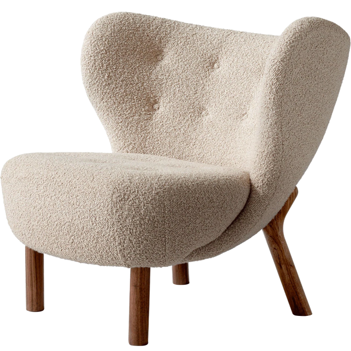 Little Petra VB1 armchair, 1938 reissue by&Tradition, £2,971, from madeindesign.co.uk