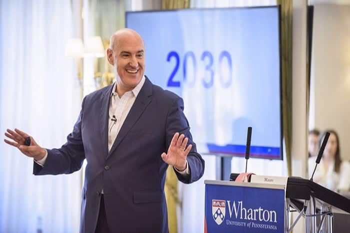 Wharton professor Mauro Guillén