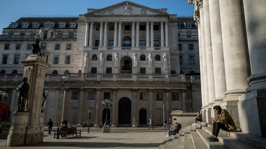 A third of UK small businesses highly indebted, says Bank of England