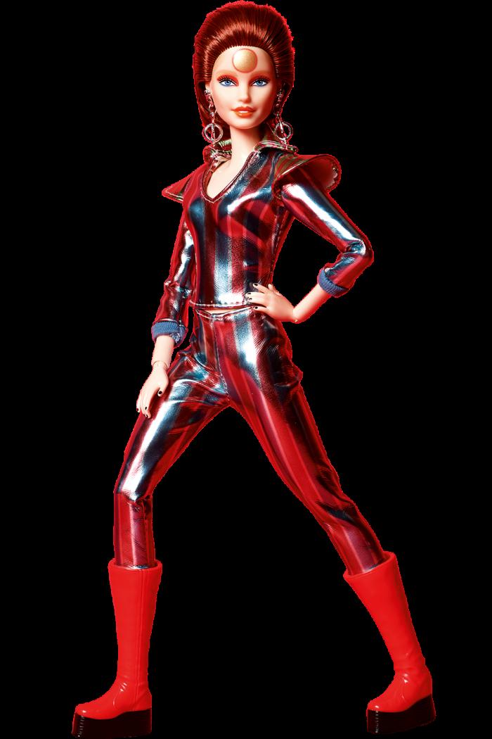 'David Bowie' Barbie, 2019