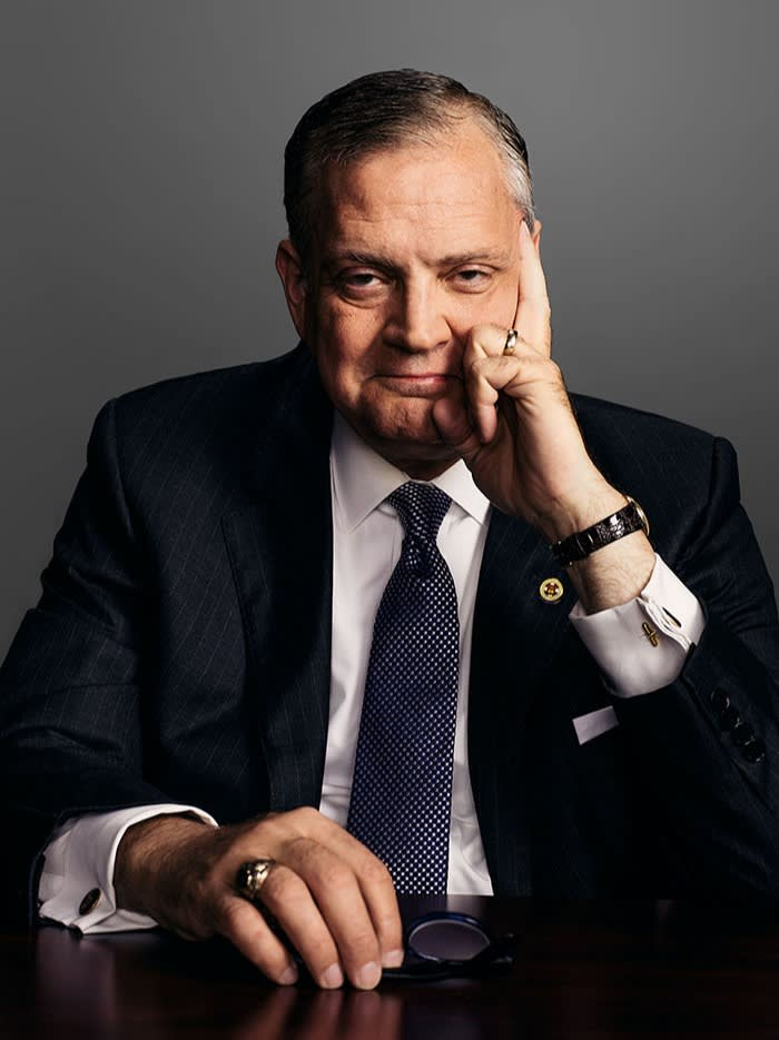 But former critic Albert Mohler, president of Louisville's Southern Baptist Theological Seminary, is backing Trump next month: 'I wasn't a Never Trumper. I just didn't think [he] was going to be elected'