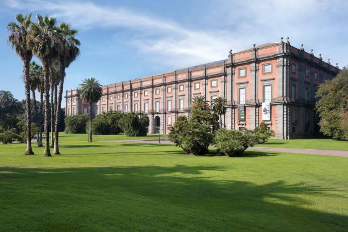 The Museo e Real Bosco di Capodimonte