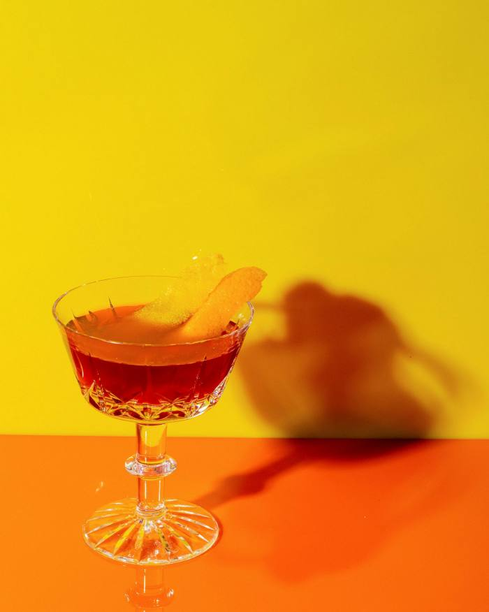 The Londinium: a local take on the Negroni