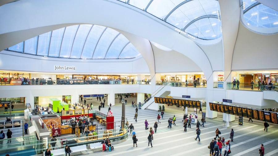 Hammerson chief executive to step down