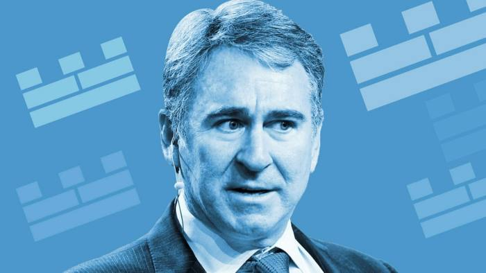 Ken Griffin © FT montage; Reuters
