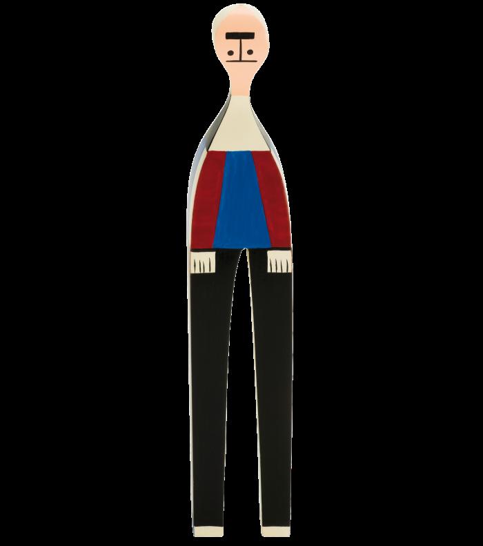 Vitra Wooden Doll No22by Alexander Girard, £99, vitra.com