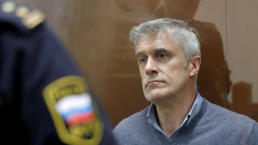 US investor Michael Calvey's hopes of release fade in Russian dispute