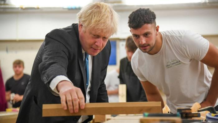 Boris Johnson S Education Reforms Face Big Hurdles Experts Warn Financial Times