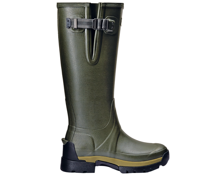 Hunter Balmoral Neoprene-lined boots, £150