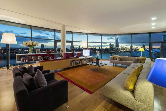 Penthouse, Wapping, London, £6.25m