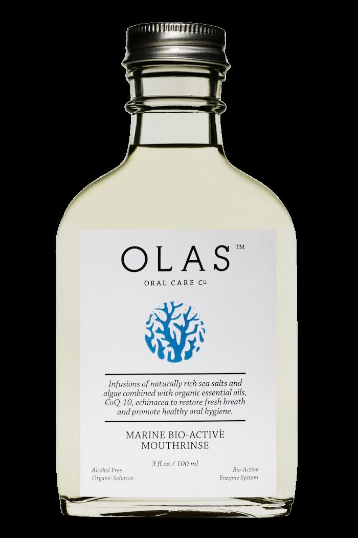 OlasMarine Bio-Active Mouthwash, £20