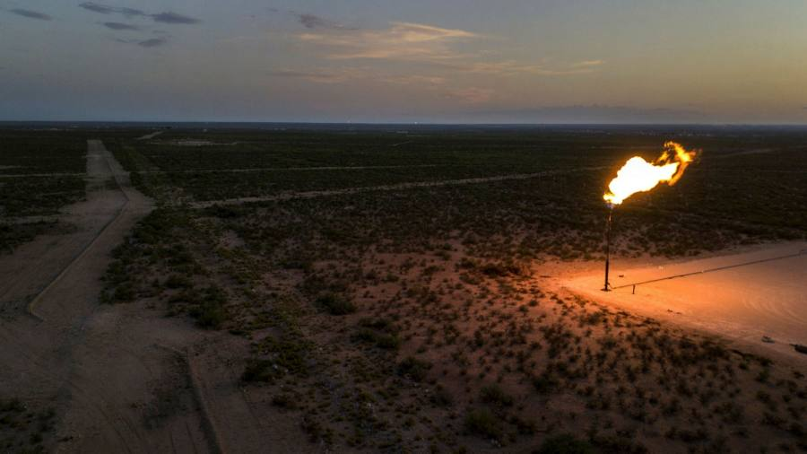 Methane pollution soars in US as shale drilling resumes