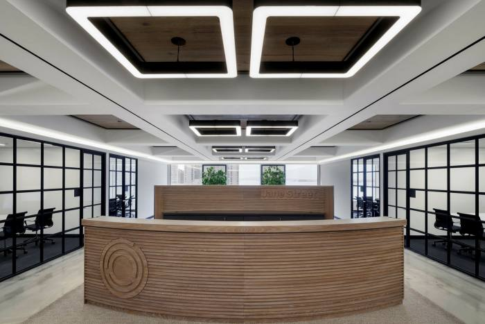 Jane Street's New York offices. 'We think of ourselves as mainly built for crises,' says Rob Granieri, one of the company's founders
