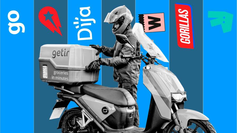 Food delivery groups braced for threat from rival apps