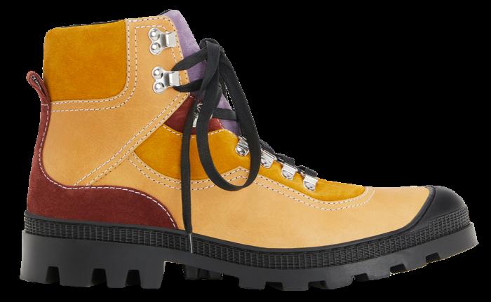 Loewe hiking boots, £525