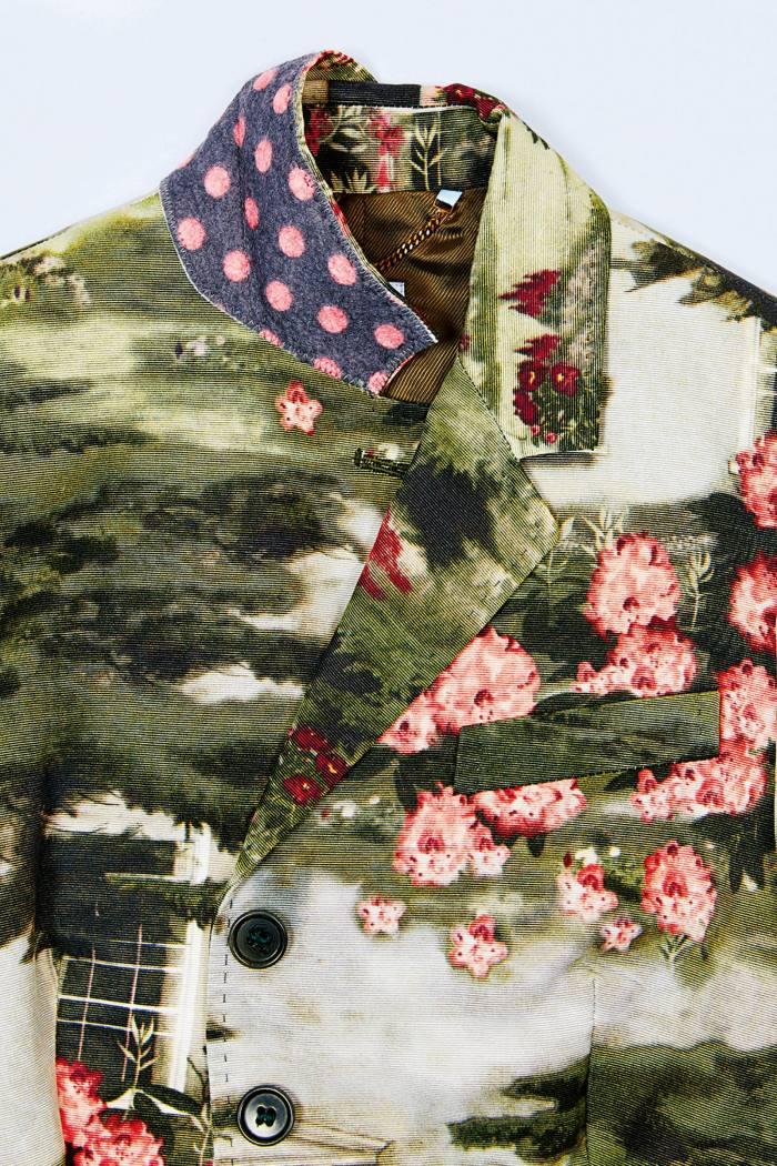 Paul Smith shirt, S/S 2002