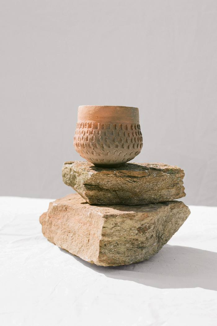 Lauren Manoogian Object ceramic Cup Natural, POA