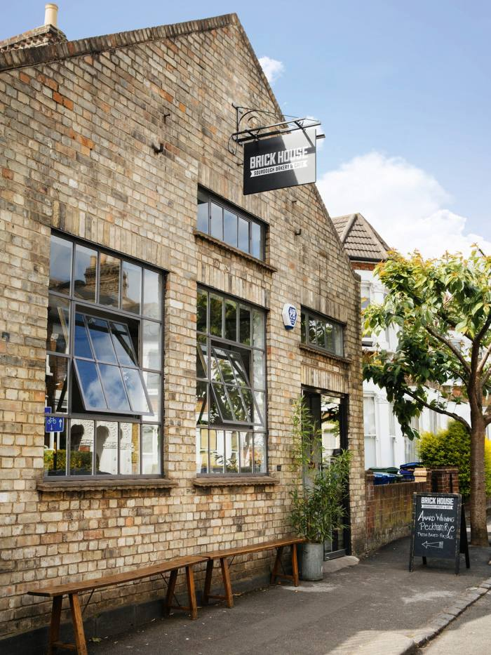 Brick House Bakery in south London