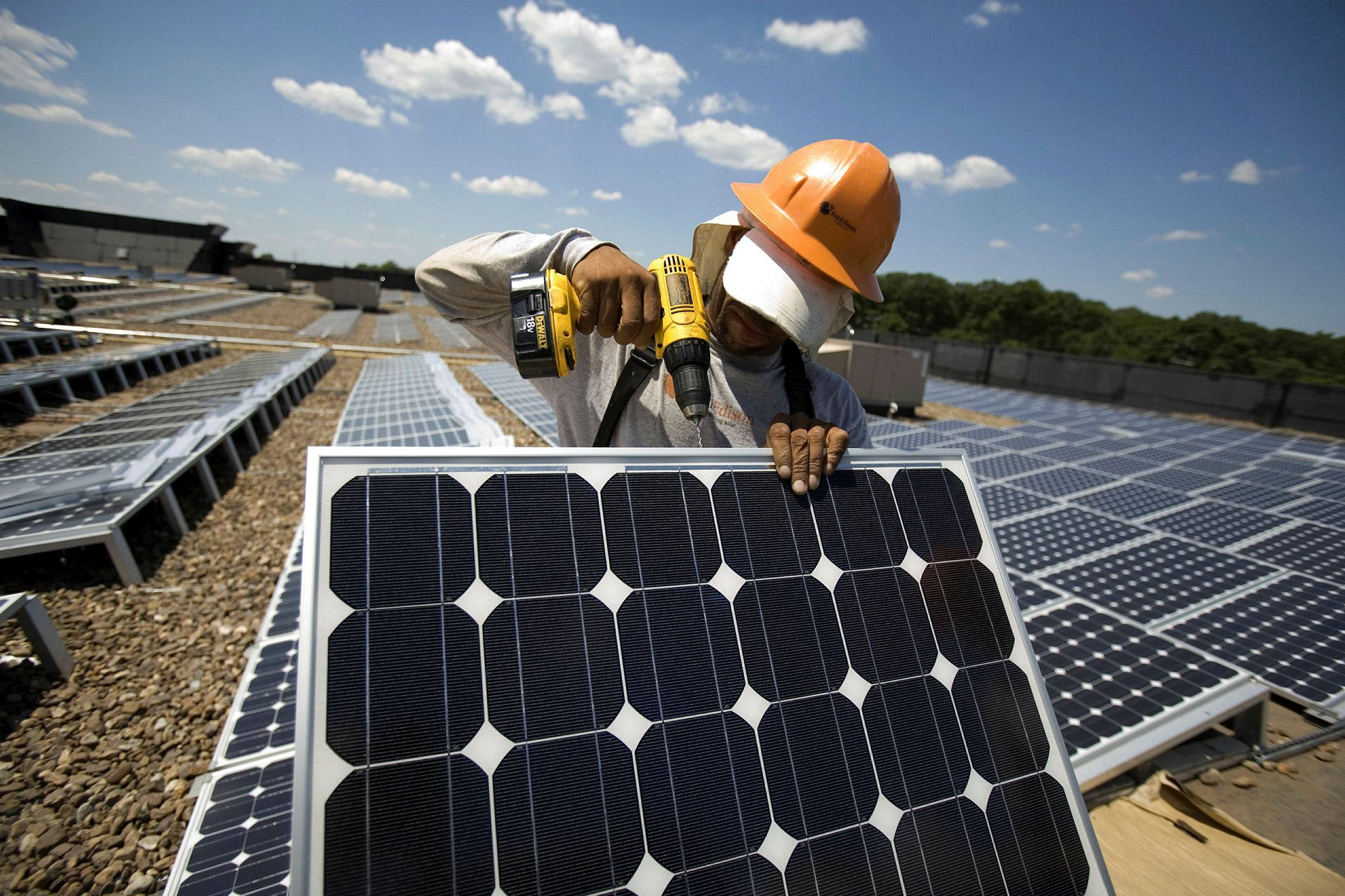 Brookfield bought two subsidiaries of SunEdison this year