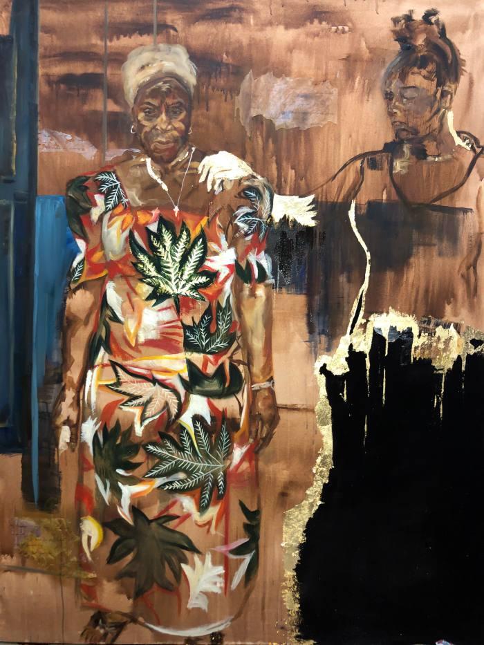 Nanabaa, 2021, by Emma Prempeh