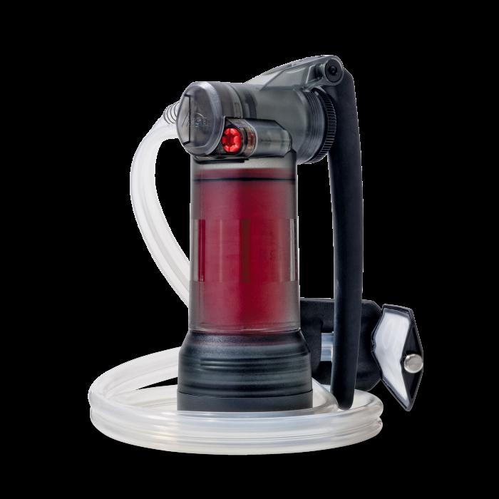 MSR Guardian purifier, £281.31, from alloutdoor.co.uk