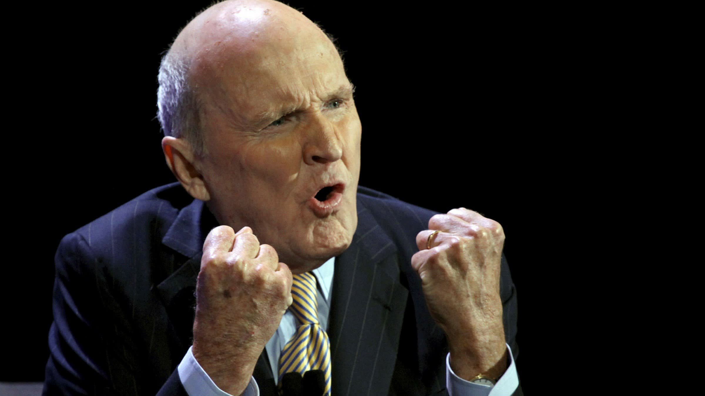 Jack Welch The Number