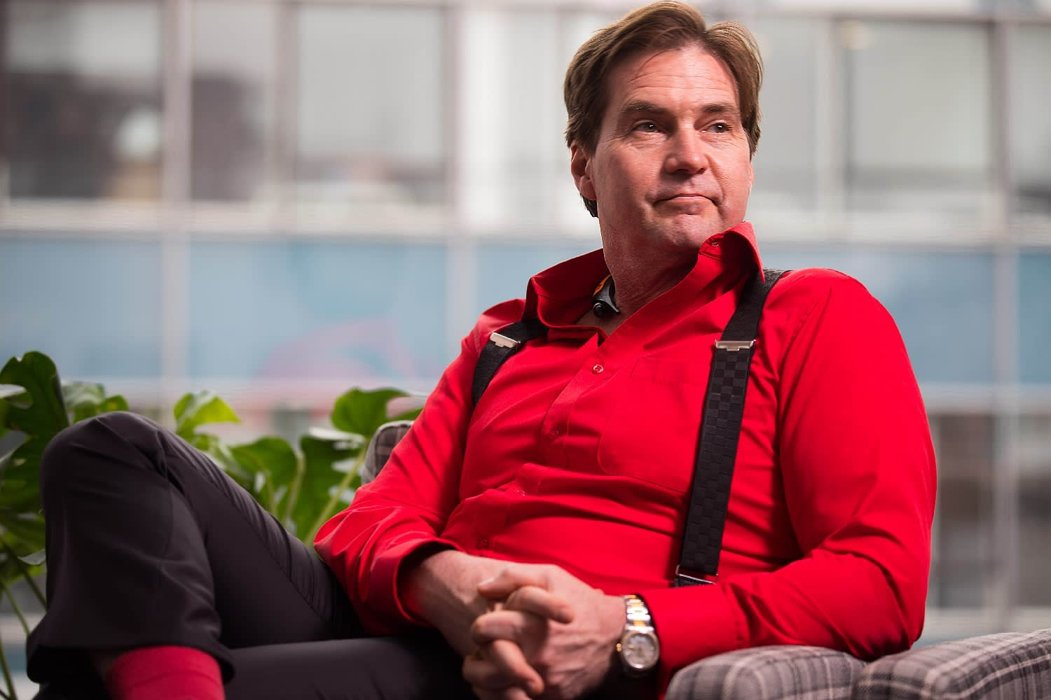 "Craig Wright has in no way been officially ""recognised"" as"