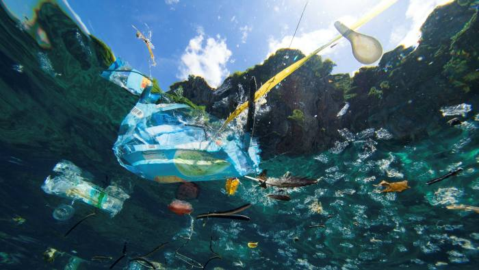 Awareness is growing of the ocean pollution caused by plastic waste