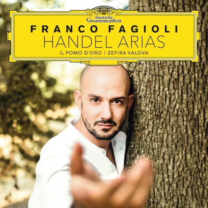 Franco Fagioli's Handel Arias, with the Il Pomo d'Oro ensemble
