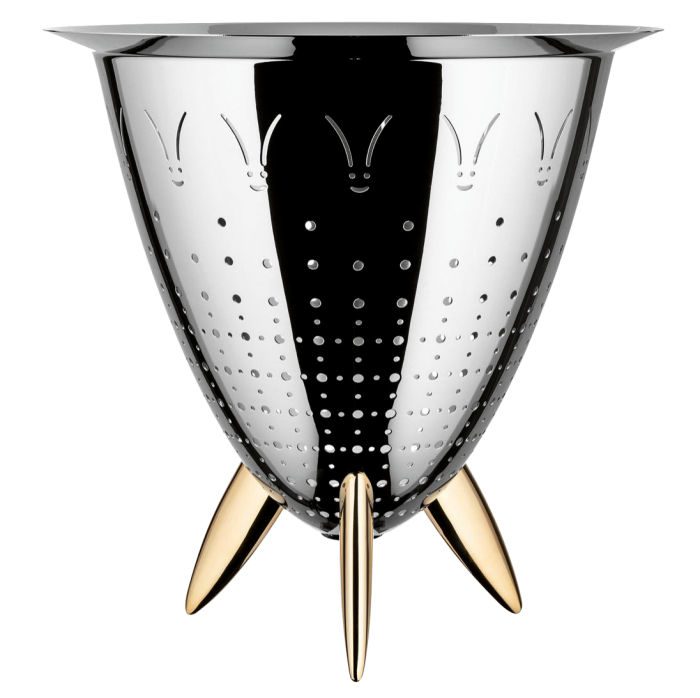 Alessi Max Le Chinois colander designed by Philippe Starck, £290