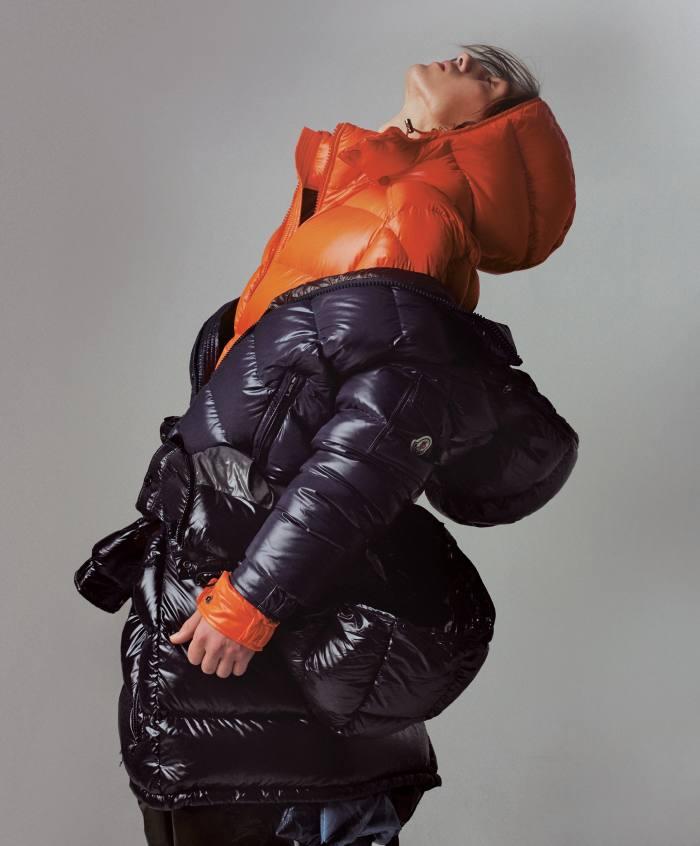 Moncler Maya jackets, £855