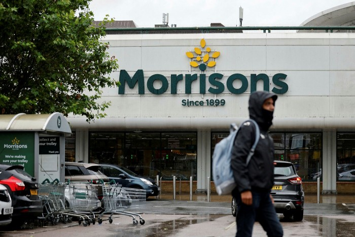 Morrison's is one of 13 listed companies private equity firms have set up since the start of the year