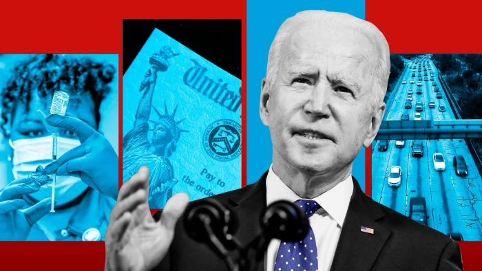 The introduction of US vaccinations and the first economic stimulus package accelerated the recovery, but the next stages of Joe Biden's economic agenda are likely to be far more difficult