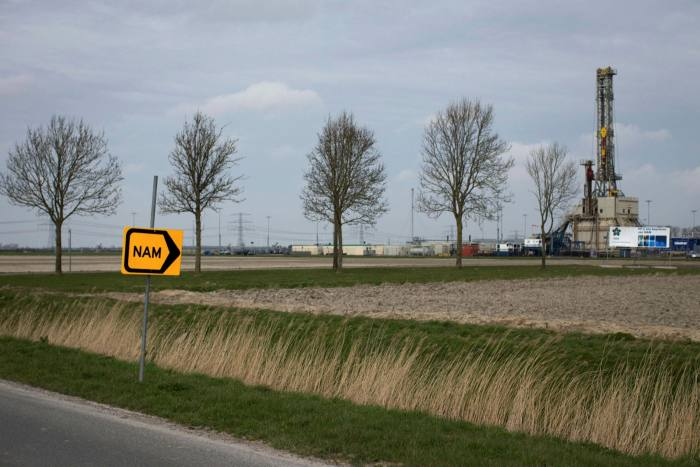 Groningen, in the Netherlands, is Europe's largest gasfield, but it has seen its huge supplies slowly depleted