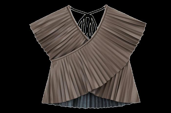 Nanushka top, £390