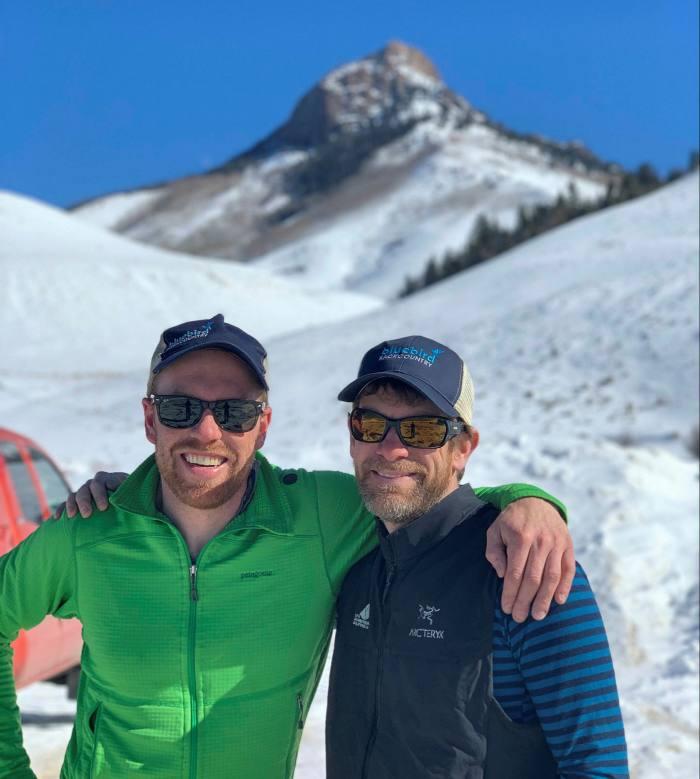 Bluebird's founders Erik Lambert and Jeff Woodward