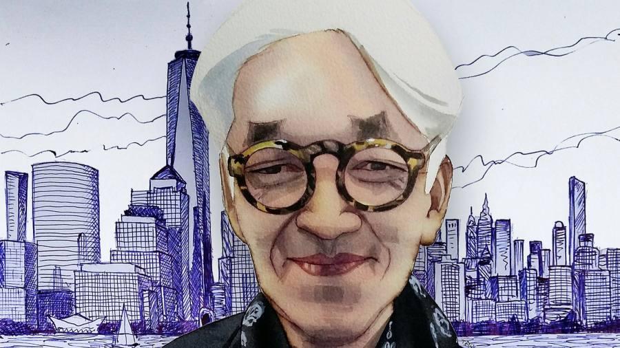 Ryuichi Sakamoto: 'To create something is a strange thing to do'
