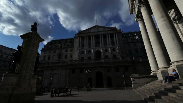 The BoE's move highlights the extraordinary demands on cash the government has recently experienced