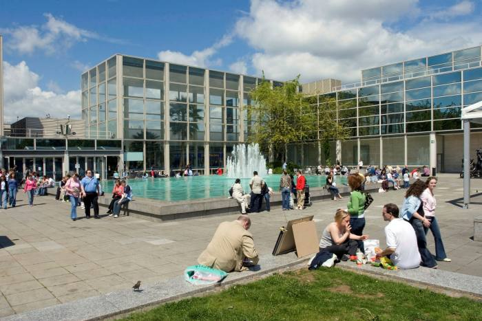Milton Keynes in England has cancelled a contract with Huawei for a smart city project that used 5G telecoms equipment