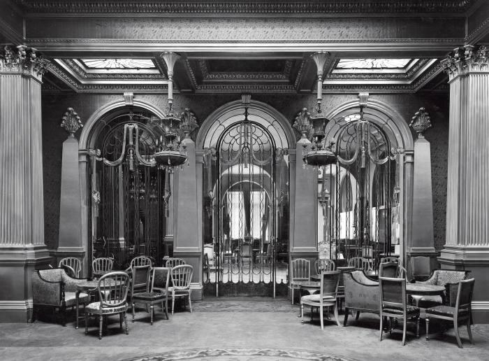 Claridge's in 1927