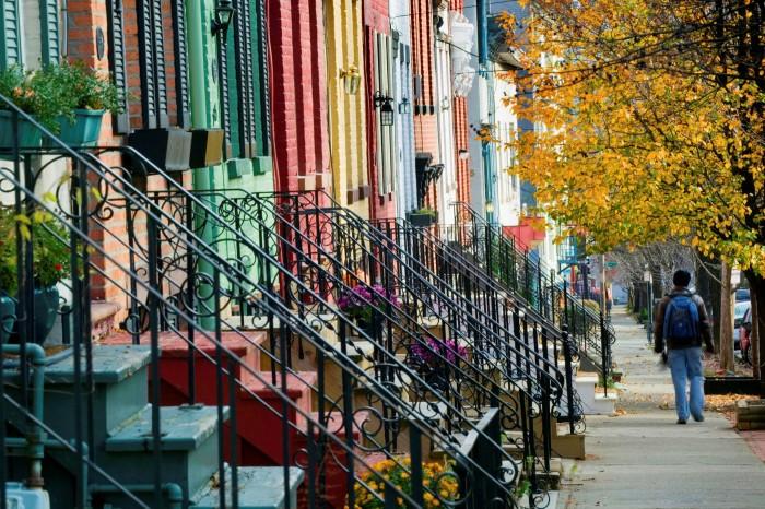 Albany, New York, dove i prezzi delle case sono aumentati dell'11,7% nell'ultimo anno