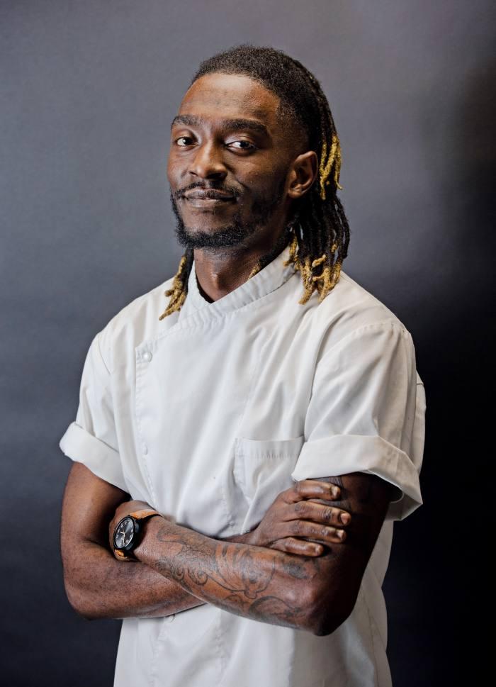 Head chef William Chilila