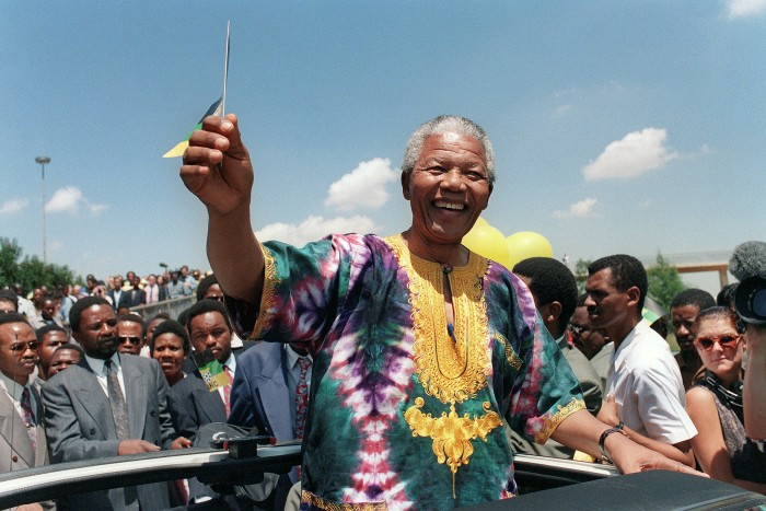 July marked the 30th anniversary of Nelson Mandela's post-prison election as leader of a very different ANC, as apartheid was crumbling and a new democracy was being born