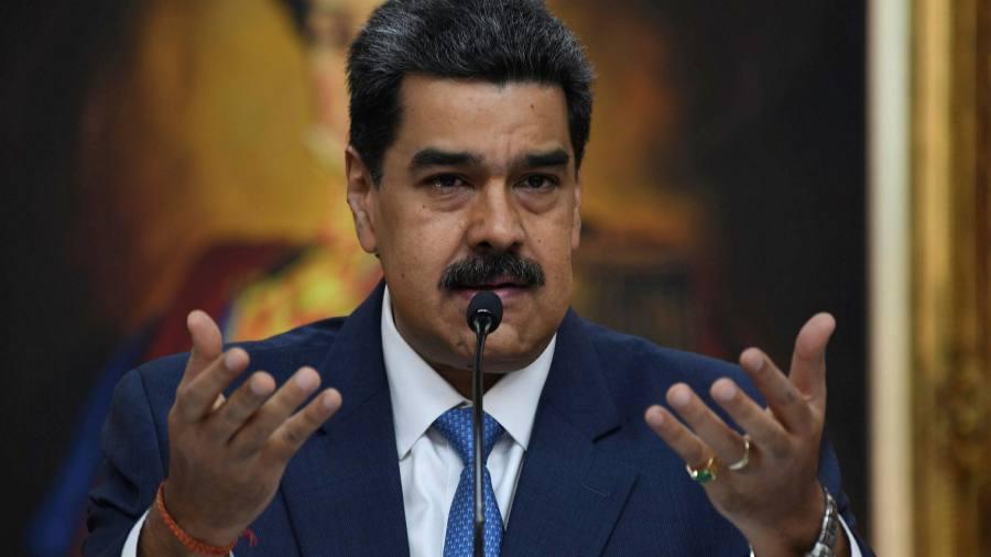US charges Venezuela's Nicolás Maduro with narco-terrorism