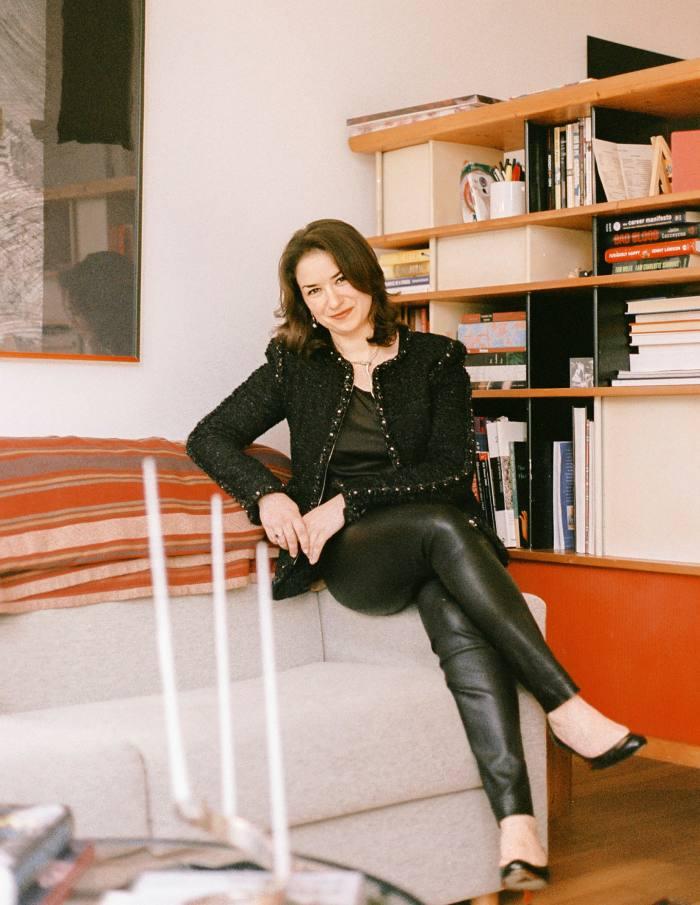 New York-based collector Megan Green