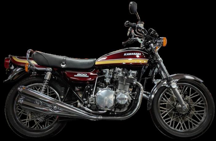 1970s Kawasaki Z1B, £19,999, from Steel City Classics