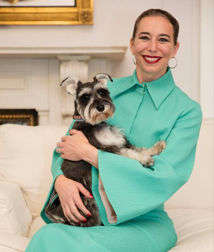 Manolo Blahnik CEO Kristina Blahnik – Wild At Heart's Be Kind programme is the result of an ongoing partnership with the shoe brand