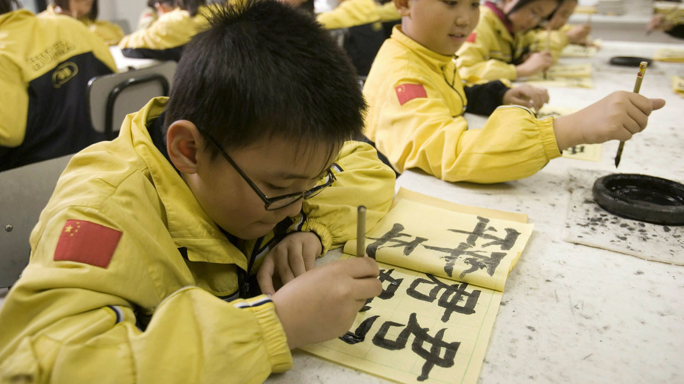 Crackdown on education companies sparks sharp sell-off for Chinese stocks