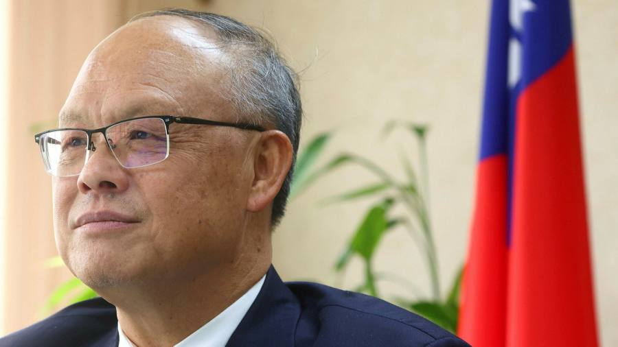 Taiwan senses opportunity to bolster relations with west after chip shortages - Financial Times